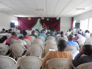 Teaching Leadership Principles in Nigeria
