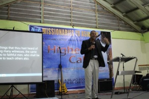 Leadership Seminar in Philippines