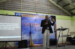 Leadership Seminar in Philippines